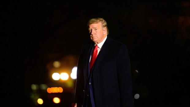 Po vdoru v Kapitol se krepijo pozivi k Trumpovi odstavitvi (foto: profimedia)