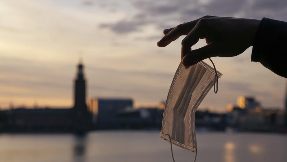 Švedski model ni uspel, država se pripravlja na strožje ukrepe (foto: Shutterstock)
