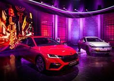 Slovenski avto leta 2021 Škoda Octavia tesno do prestola!