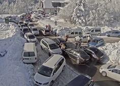 Policija ob koncu tedna odsvetuje obisk turističnih točk, na Gorenjskem dodatno poostren nadzor