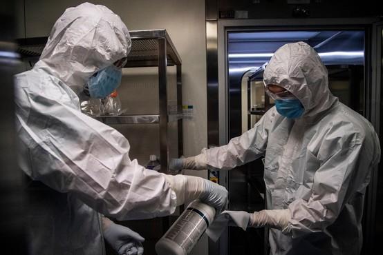V prvih dveh mesecih bo Slovenija od Moderne dobila 26.000 odmerkov cepiva