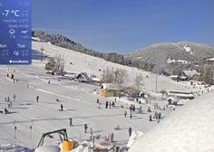 Snežna pravljica na Gorenjskem privablja množice, ki domačinom povzročajo preglavice