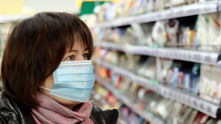 V soboto odkrili 752 pozitivnih brisov, umrlo 25 bolnikov (foto: profimedia)
