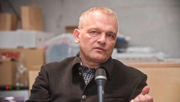 """Dr. Alojz Ihan: """"Stroka že desetletja pričakuje izbruh virusa s temi neprijetnimi lastnostmi!"""" (foto: Bor Slana/STA)"""