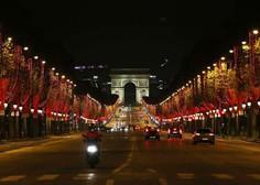 Pred OI 2024 bodo Elizejske poljane zeleni vrt Pariza