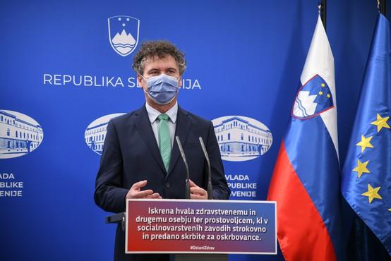 Petrovec: Po ugotovitvah inštituta do konca leta pri nas ni bilo angleške niti južnoafriške različice virusa
