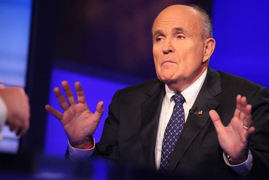 Preiskava proti Giulianiju in napoved kazenskega pregona proti Trumpu