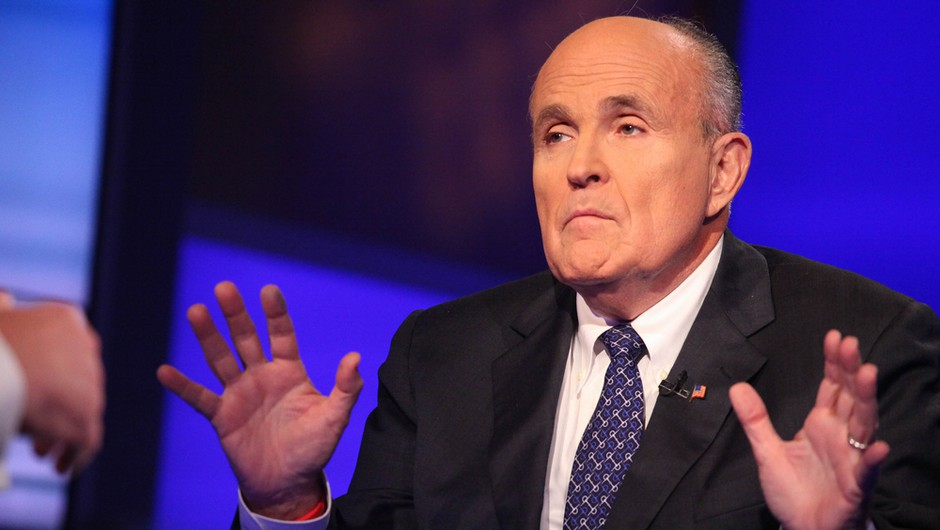 Preiskava proti Giulianiju in napoved kazenskega pregona proti Trumpu (foto: Shutterstock)