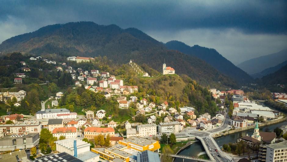 Idrija je edina občina, ki je dvakrat prejela nagrado Zlati kamen. (foto: Shutterstock)