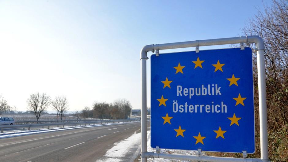 Za vstop v Avstrijo od petka obvezna registracija na spletu (foto: Shutterstock)