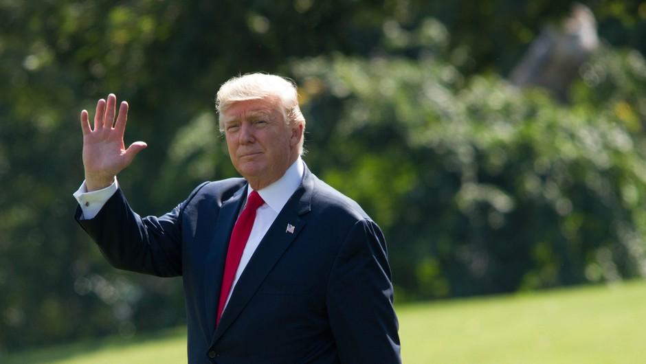 Kongres potrdil že drugo ustavno obtožbo Trumpa zaradi vzpodbujanja vstaje! (foto: Shutterstock)