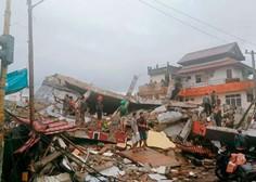 V Indoneziji so se znova tresla tla, potres z magnitudo 6,2 vzel najmanj 42 življenj