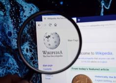 """Pred 20 leti se je """"rodila"""" spletna enciklopedija Wikipedia"""