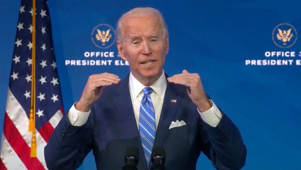 Joe Biden: Vem, da ne bo poceni, a brez ukrepanja bo še dražje (foto: profimedia)