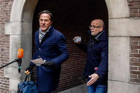 Zaradi škandala z otroškimi dodatki odstopila nizozemska vlada