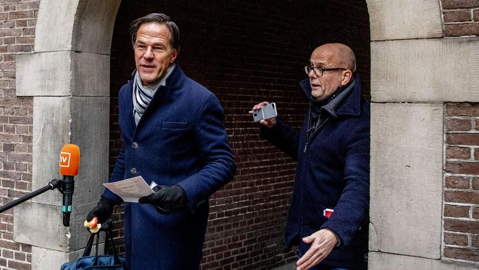 Zaradi škandala z otroškimi dodatki odstopila nizozemska vlada (foto: profimedia)