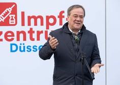 Za prvaka Nemških krščanskih demokratov izvoljen Armin Laschet