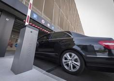 Ljubljanska občina uvaja 80-evrsko globo za neplačevanje v parkirni hiši
