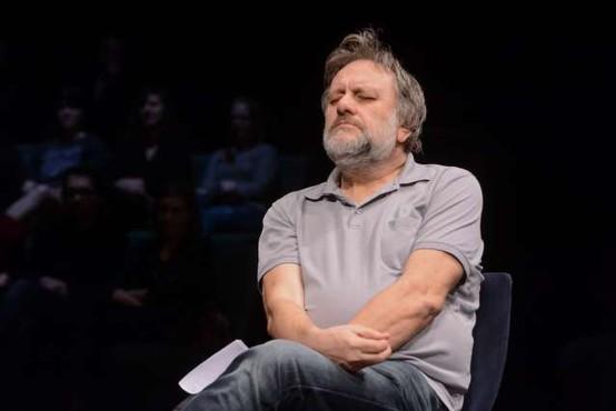 """Slavoj Žižek: """"Cepil se bom takoj, ko bo mogoče. Kot običajen človek. Ker nimam vez, da bi preskočil vrsto!"""""""