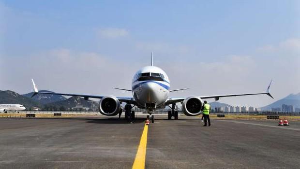 Boeingova letala 737 max se vračajo tudi v evropski zračni prostor (foto: Xinhua/STA)
