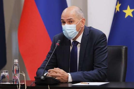 Janša: Epidemiološka slika se izboljšuje, a v ponedeljek še ni mogoče pričakovati drastičnega sproščanja ukrepov