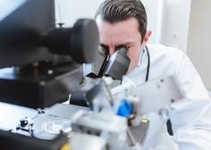 Nacionalni laboratorij v vzorcu osebe, ki je pripotovala iz Anglije, našel koronavirus, zelo podoben novemu angleškemu sevu