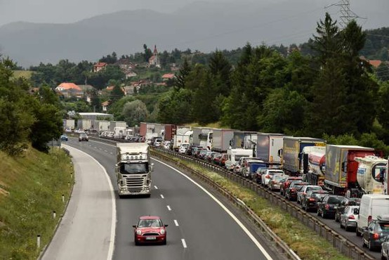 Dars se pripravlja na gradnjo tretjega pasu na štajerski avtocestni vpadnici v Ljubljano