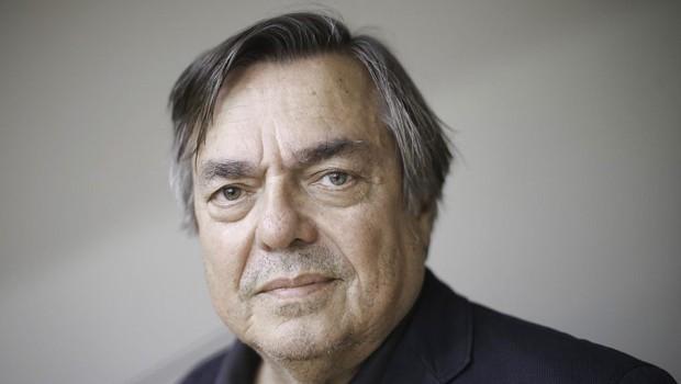 Sodobni klasik Drago Jančar je lani prejel avstrijsko državno nagrado za evropsko literaturo. (foto: Jože Suhadolnik)