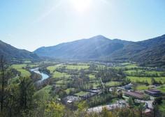 Med kandidati za najboljšo evropsko destinacijo tudi dolina Soče