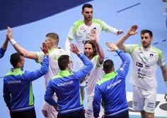 Slovenski rokometaši gladko čez prvo oviro v drugem delu SP v Egiptu