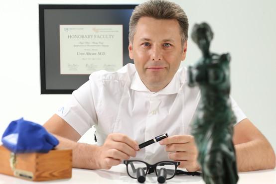 Dr. Uroš Ahčan: Kaj imata skupnega Balkanec, ki si želi na Mars, in cepljenje proti covidu