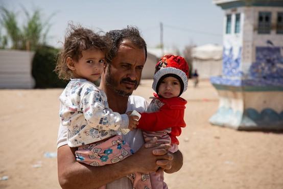 UNICEF letos potrebuje rekordnih 6.4 milijarde USD