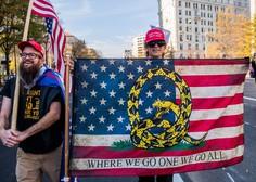 """Sledilci teorije zarote QAnon zmedeni: Nič se ni zgodilo. Nas je Trump """"nategnil""""?"""