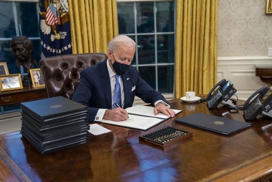 ZDA se vračajo v WHO, k pariškemu sporazumu, ustavljajo gradnjo zidu na meji z Mehiko