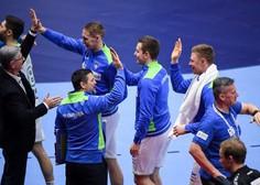 Slovenski rokometaši na SP do točke s Švedi tri sekunde pred koncem