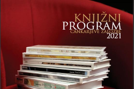 Cankarjeva založba za leto 2021 s širokim naborom leposlovja, monografij in priročnikov