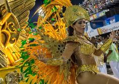 Pandemija letos odnesla sloviti karneval v Riu de Janeiru