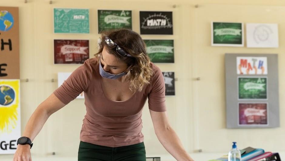 Učitelji brez testa ne bodo mogli v živo izvajati pouka (foto: profimedia)