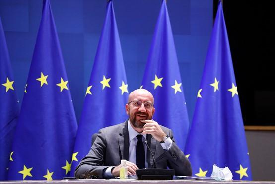 Voditelji držav Evropske unije o strategiji za omejitev pandemije in pospešeno cepljenje