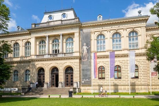 Muzeji in galerije v regijah z ugodnejšo epidemiološko sliko znova odpirajo svoja vrata