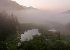 Po odjugi v minulih dneh so Slovenijo znova zajele nizke temperature