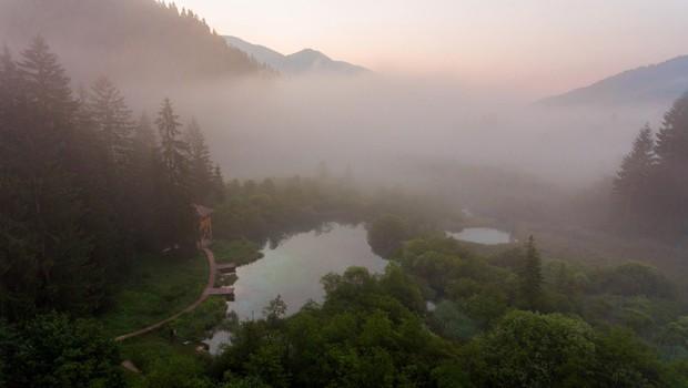 Po odjugi v minulih dneh so Slovenijo znova zajele nizke temperature (foto: Profimedia)