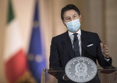 Italijanski premier Conte odstopil