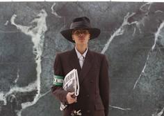 Prvi temnopolti transseksualec se je sprehodil na modni reviji Louis Vuitton