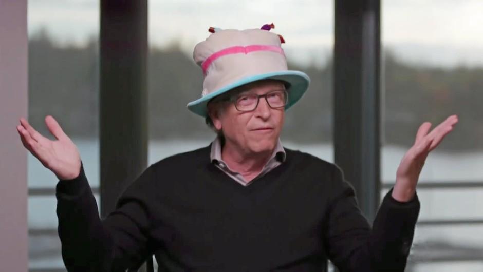 Kako so teoretiki zarot (BREZ vsakršnih argumentov) povezali Billa Gatesa z evgeniko! (foto: profimedia)