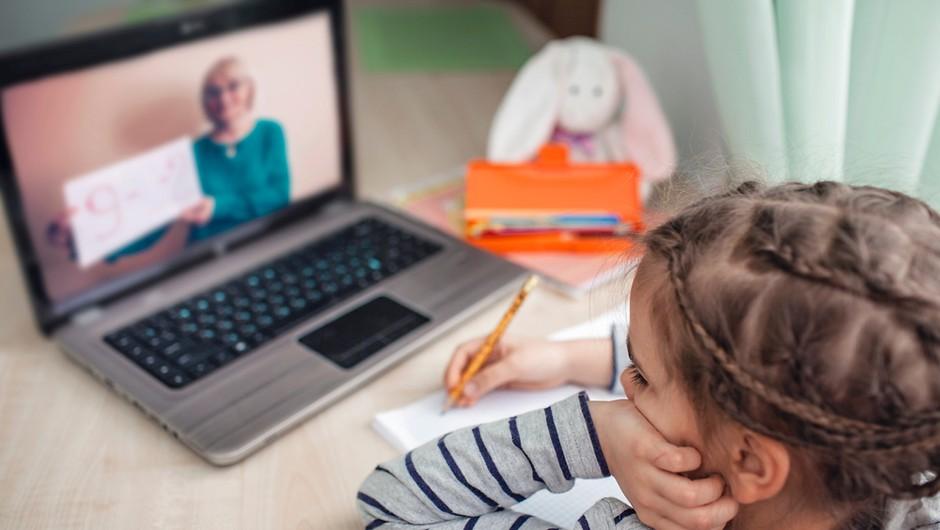 Kako šolanje od doma vpliva na različne starostne skupine otrok (foto: Shutterstock)