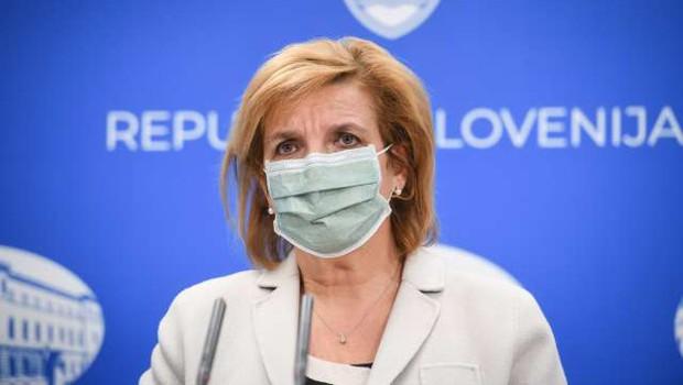 Epidemija še v polnem razmahu, angleška različica nanjo še ne vpliva (foto: Nebojša Tejić/STA)