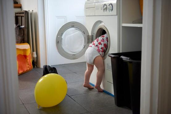 Tako vam vaš pralni stroj 'krade' nogavice