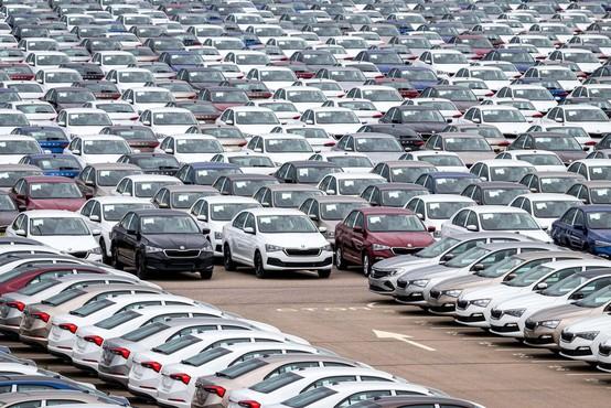 Prodaja novih vozil v Evropi v letu 2020 - takšna je končna statistika