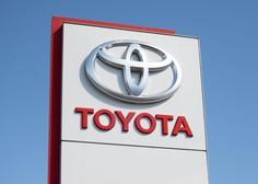Toyota po petih letih znova prevzela naslov največjega svetovnega proizvajalca avtomobilov